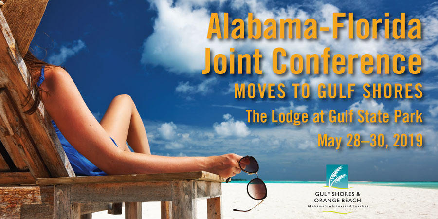 AL/FL Joint Technical Training Conference - Plan to Attend: May 28-30, 2019