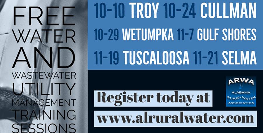 ARWA :: Alabama Rural Water Association